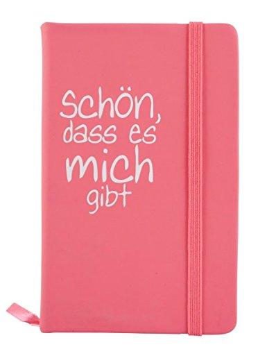 Notizbuch - Schön, dass es mich gibt