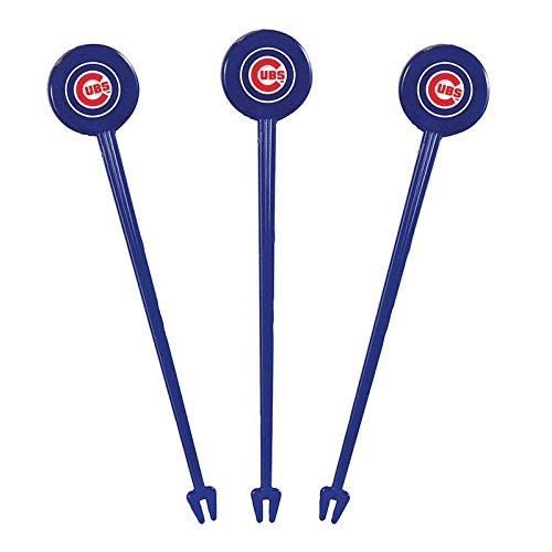swizzle-sticks-food-picks-chicago-cubs