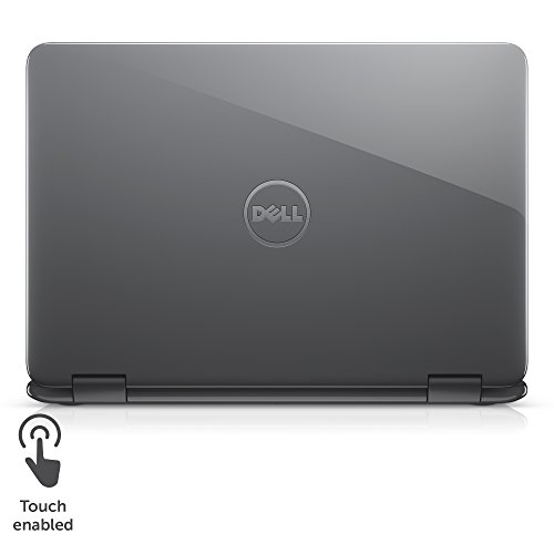 Dell Inspiron i3179-0000GRY 11.6' HD 2-IN-1 Laptop (7th...
