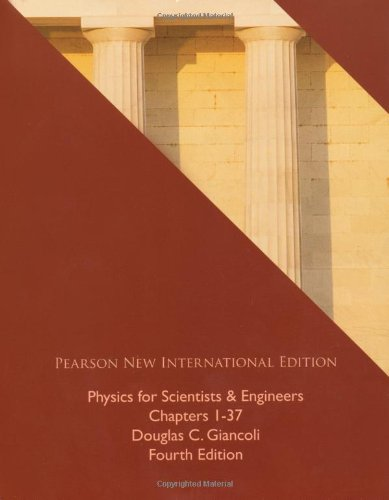 Physics For Scinetists & Engineers, 4/e (NIE-Paperback)-cover