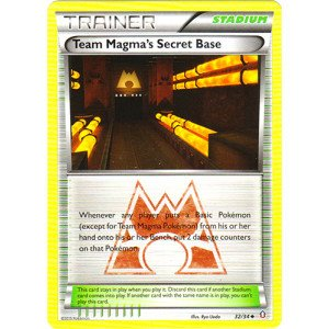 (Pokemon - Team Magma Secret Base (32/34) - Double Crisis)