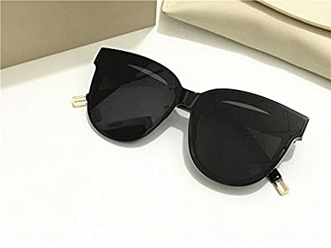 New Gentle man or Women Monster Sunglasses V brand Absente ONE for Gentle monster sunglasses-purple frame black lens 06EPrJgtY6