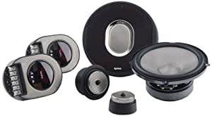 Infinity 609CS 270W (Peak) 6-1/2 x 6-3/4 Two-Way Component System Speakers (Pair)