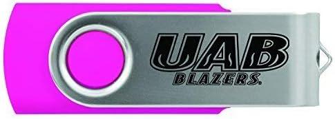LXG 8GB 2.0 USB Flash Drive-Pink University of Alabama at Birmingham Inc