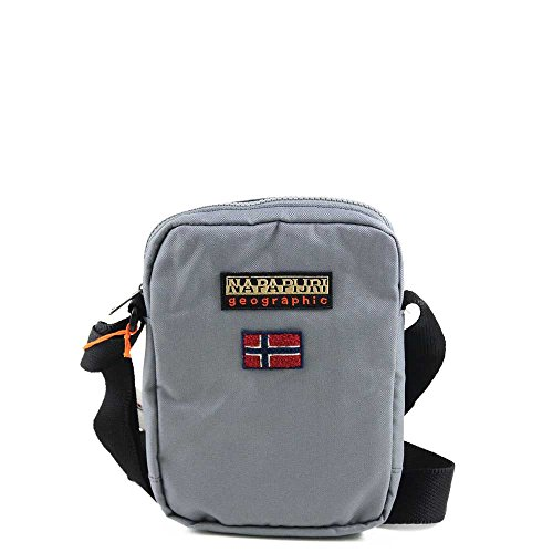 Grigio Shoulder Napapijri Bag Men's Grey OP6w4I7