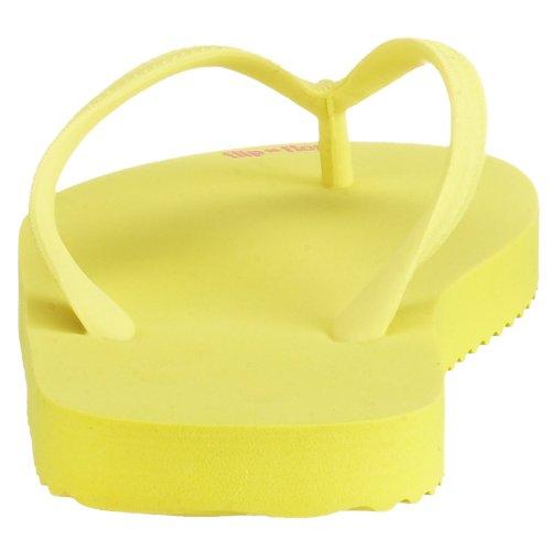 Flip-flop 30101 654 Geel
