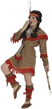 Disfraz de India Comanche para niña: Amazon.es: Juguetes y juegos
