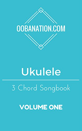 Amazon Ukulele 3 Chord Songbook Volume One 10 Easy To Learn