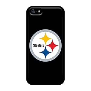Fashionable JVx5574Znbv Iphone 5/5s Cases Covers For Pittsburgh Steelers 2 Protective Cases