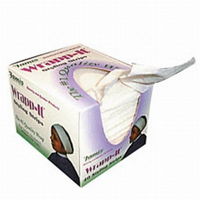 Graham Professional Beauty Wrapp-It White Styling Strips