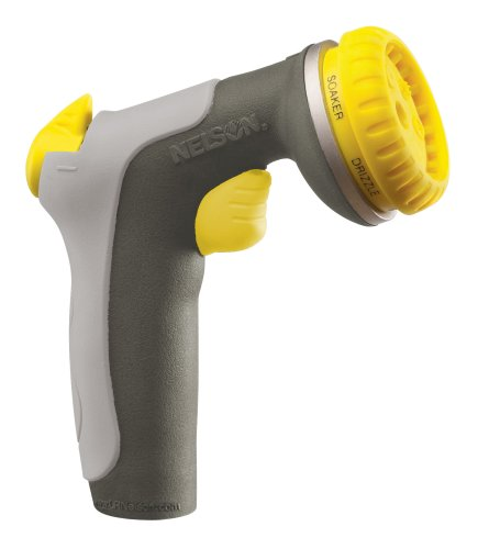 ti-Pattern Spray Nozzle with Flow Control 50131 (Multi Pattern Nozzle)
