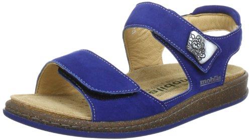 Mobils-Chaussure Sandale-QENNIE Marine nubuck 6915-Femme