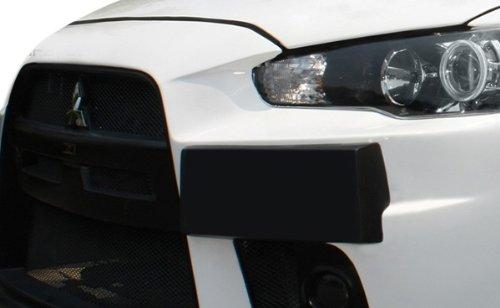 2008-2017 Mitsubishi Lancer Duraflex Evo X Look Plate Frame - 1 Piece