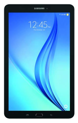 Samsung Galaxy Tab E 9.6'' 16GB WiFi - Black with $25 Google Play Credit