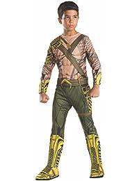 Costume Batman v Superman: Dawn of Justice Aquaman Child Value Costume, Small