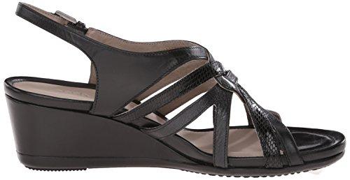 ECCO Touch 45 Ws - Sandalias Mujer Negro (BLACK/BLACK53994)