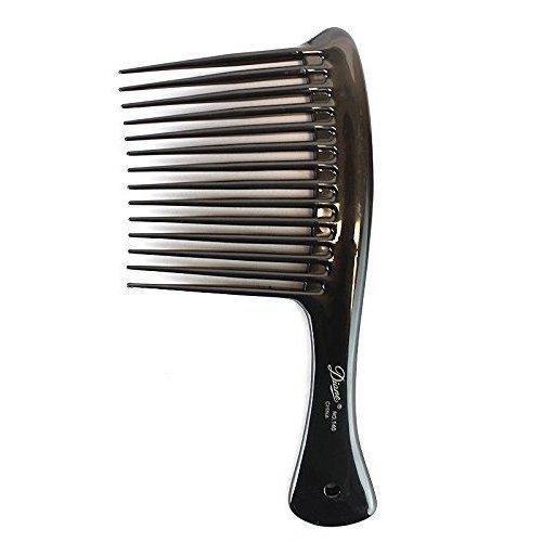 Diane Rake/Rage Comb Black, Hair detangler, hair brush, detangler, pulls out the knots in your hair, won't pull your hair