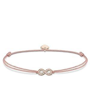 Thomas Sabo Women-Bracelet Little Secret Infinity 925 Sterling silver LS032-898-19-L20v
