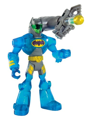 Batman: The Brave and The Bold Stealth Strike Radioactive Armor Batman Deluxe Pack - Deluxe Armor Pack