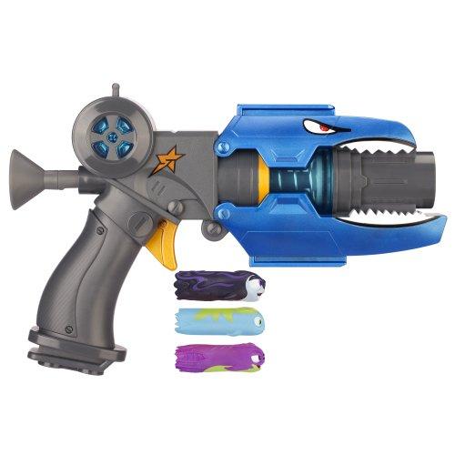 Slugterra, Kord's Blaster 2.0 Enforcer Cyclone HTQ with 3 Firing Slugs
