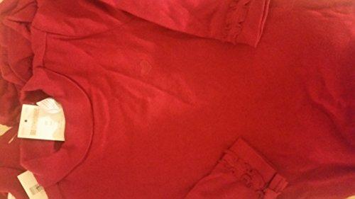 Gymboree Turtleneck - Gymboree Long Sleeve Turtleneck Girl Onesie 12-18months Red