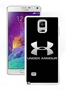 WOSN under armour White Case Cover for Samsung Galaxy Note4