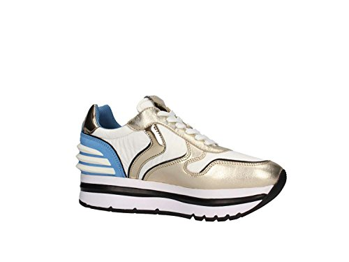 Tessuto Pelle Or May Blanche Voile E Sneakers Power In nq0nCXW