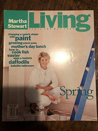 (Martha Stewart Living: April & May 1993, Spring No.13)