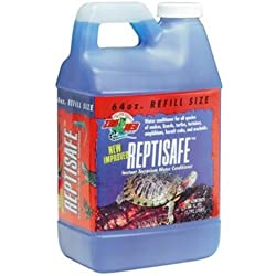Zoo Med ReptiSafe Water Conditioner, 64 oz