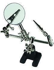 LogiLink WZ0034 Helpende hand met vergrootglas en flexibele klemmen