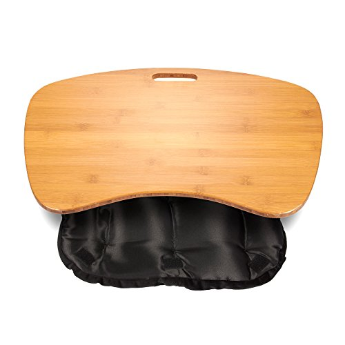 pillow tray with cup holder - 6