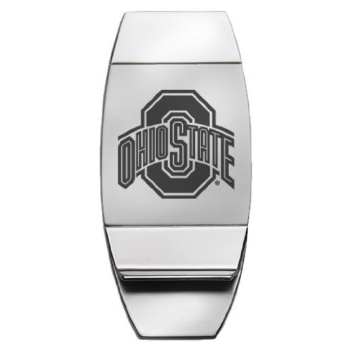State Money Clip (Ohio State University - Two-Toned Money Clip)