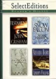img - for Reader's Digest Select Editions, Vol 4, 1999, The Testament, The Snow Falcon, Terminal Event, Liberty Falling book / textbook / text book