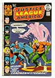 img - for JUSTICE LEAGUE Of America #94 (1st Appearance MERLYN from TVs ARROW) book / textbook / text book