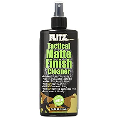 Flitz TM 81585 Tactical Matte Finish Cleaner, 7.6 oz.: Automotive