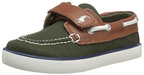Polo Ralph Lauren Kids Sander-CL EZ Sneaker (Toddler/Little Kid)