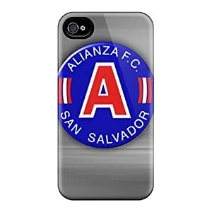 Casecover88 Iphone 6 Well-designed Hard Cases Covers Alianza Fc Protector
