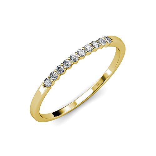 Gold 0.30 Ct Tw Diamond - 4