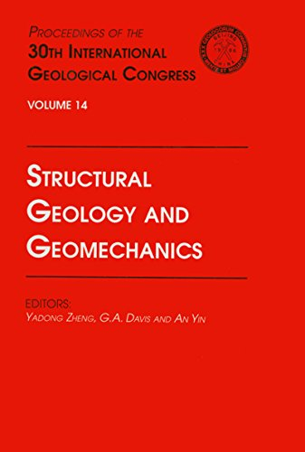 Structural Geology and Geomechanics: Proceedings of the 30th International Geological Congress, Volume 14