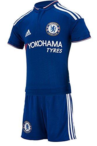 意欲汚染されたハーブAdidas Boys Football Chelsea FC Home Kit/サッカー ミニ?ユニフォーム チェルシーFC ホーム用