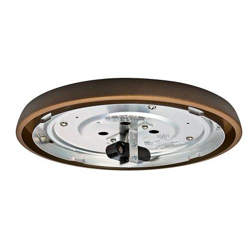 - Casablanca 99077 Incandescent Low Profile Fitter-Wet, Maiden Bronze