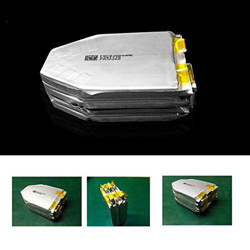 EHang GHOSTDRONE 2.0 Smart Battery Cells 4pcs ShenZhenShi Mingbida Technology Co . Ltd