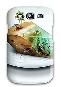 Nicol Rebecca Shortt's Shop 6774105K46936598 New Slice Of Heaven Tpu Case Cover, Anti-scratch Phone Case For Galaxy S3