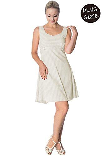 Verboten Kleid Einen Oder Machen Off Retro Size Wunsch Plus Tabs Grün Grün Vintage nH8Hwxq1r6