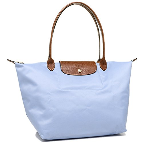 Longchamp Le Pliage Large Folding Tote (Navy)