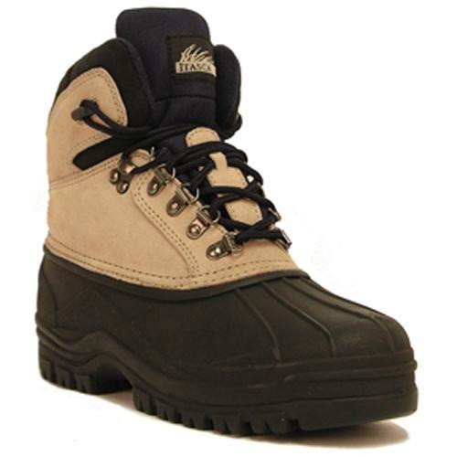 Boots Womens Itasca (Itasca Women's Ice Breaker-W, Beige 6 M US)