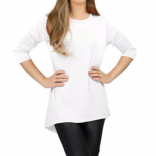 EA Selection Women's New Base Layer Slim Underwear Top Blouse White Size S