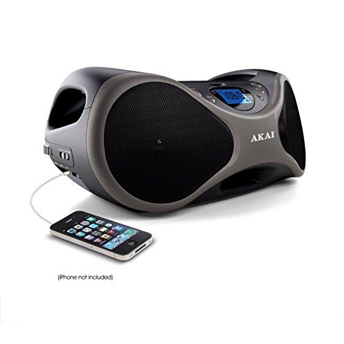 Akai CD BoomBox FM Radio Electronic Accessories