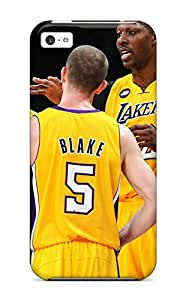 los angeles lakers nba basketball (78) NBA Sports & Colleges colorful iPhone 5c cases