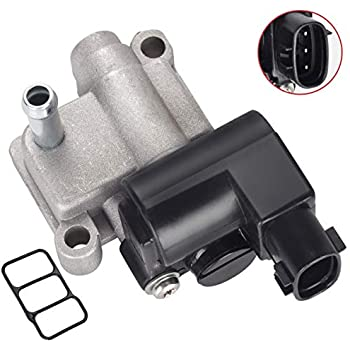 2003-2006 Honda Element 16022-RAA-A01 ECCPP Idle Air Control Valve for Controlling Fuel Injection iac motor fit for 2003-2005 Honda Accord